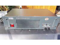 QTX 1000 watt RMS PA amplifier