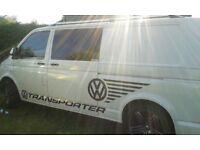 Volkswagen Transporter Kombi T5.1 T30 L W B 2.0 TDI 2012 NO VAT