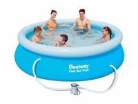 Bestway 10ft Fast Set Swimming Pool