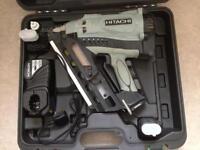 Hitach NR90GC2 J8 First Fix Nail Gun Li-ion