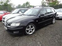 2007 57 reg saab 9.3 vector dth 1.9 diesel estate mot to 4/2018 must be cheap £850
