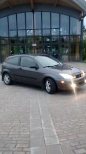 2002 Ford Focus Coupé (2 portes)