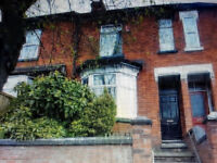 Student house to let 4 rooms