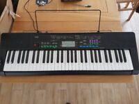 Keyboard - Musical Keyboard CASIO 3400SK with Touch Response