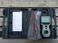 Megger Meter TDR1000 3p