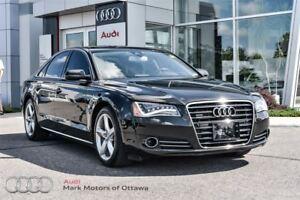 2011 Audi A8 4.2 Premium (Tiptronic)