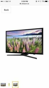SAMSUNG LED 1080P SMART TV W WIFI