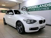 BMW 1 SERIES 2.0 116d SPORT Auto [4X SERVICES, ?30 ROAD TAX and DAB RADIO]