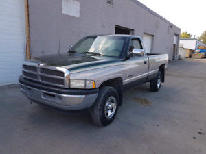 1996 DODGE RAM 1500 regular cab.
