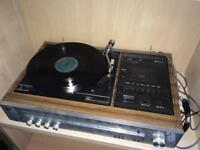 Old record player - free