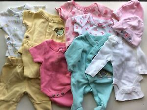Baby clothes lots - boys and girls