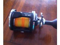 Sea Fishing Reel - Okuma CV4SL Convector - used