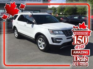2016 Ford Explorer XLT LEATHER MOON ROOF