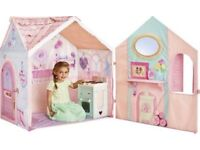 Dream Town Rose Petal Cottage and Cooker Playset