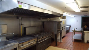 Full Commercial Kitchen(Check Below for all Prices)