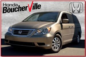 2008 Honda Odyssey EX-L Cuir excellente condition