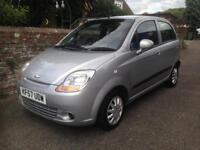 CHEVROLET MATIZ 1.0 SE. 5 DOOR HATCHBACK. LOW MILES.