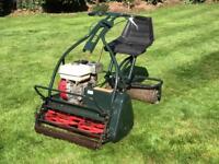 """24"""" 5HP Petrol Cylinder Lawn Mower"""