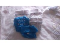 Little Lamb Reusable Nappy Trial Pack - 4 nappies