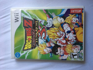 Rare Wii game Dragonball