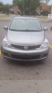 2012 nissan versa hatchback for sale