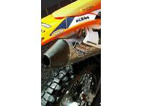 Ktm hgs exhaust system