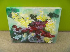 Guerts Flower Painting