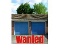 Garage Wanted