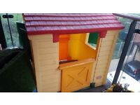 Little tikes pay house