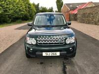 2011 Land Rover Discovery 4 3.0 TD V6 XS 4x4 5dr