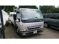 MITSUBISHI CANTER FUSO PICK UP LONG BED