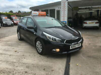 2012 62 KIA CEED1 1.4 CRDi 89 BHP,5DR ONLY 25000 MILES WITH FULL SERVICE HISTORY