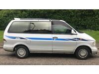 AUTOMATIC DIESEL NISSAN LARGO 2.0L (1996) low 65k miles camper/van day van