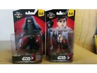 Disney Starwars Infinity 3.0 Figures