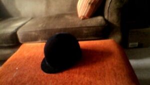 Equestrian Hat, Size 7 (57), LIKE NEW