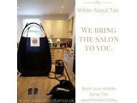 Wilde About Tan - Home Spray Tan Appointments, Loughborough and surrounding villages
