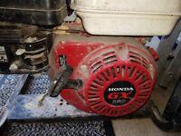 Honda Gx160 E3200 petrol generator