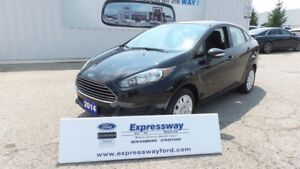 2014 Ford Fiesta SE 1.6L, ONLY 16500kms!