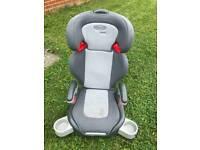 Car boost seat