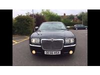 CHRYSLER 300C V6 AUTO 110K MOTORSPORT ALLOY'S WIND LONG MOT