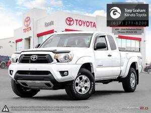 2014 Toyota Tacoma TRD 4x4 V6