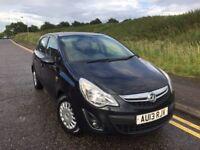 2013 Vauxhall Corsa 12 Months Mot 1.2 i Energy 5dr Full service History 1 owner