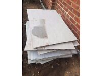 Marshalls Indian Sandstone multi grey calibrated 22mm