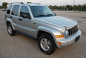 2005 Jeep Liberty Limited SUV, Crossover