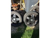 Seat cupra wheels