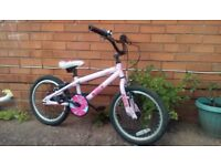 For sale bike for girls 6-8 years old very good conditions.