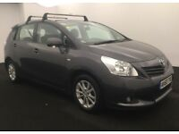 2010 60 Toyota Verso 1.8 V-Matic TR M-Drive S 5dr (7 Seat) **PAN ROOF *7 SEATS*AUTOMATIC