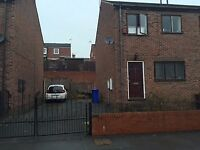 2 Bed Semi-Detached modern with gated drive.