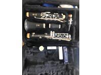 Yamaha YCL - 250 Bb Clarinet