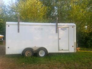 7 X 16 Royal Cargo enclosed trailer